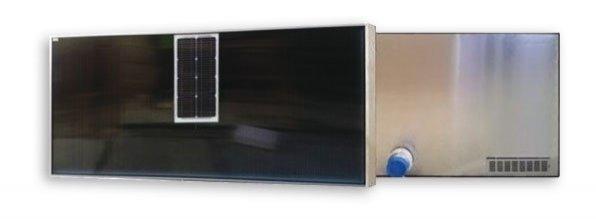 Teplovzdušné solární kolektory